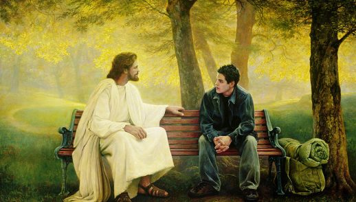 Developing Friendship with Jesus